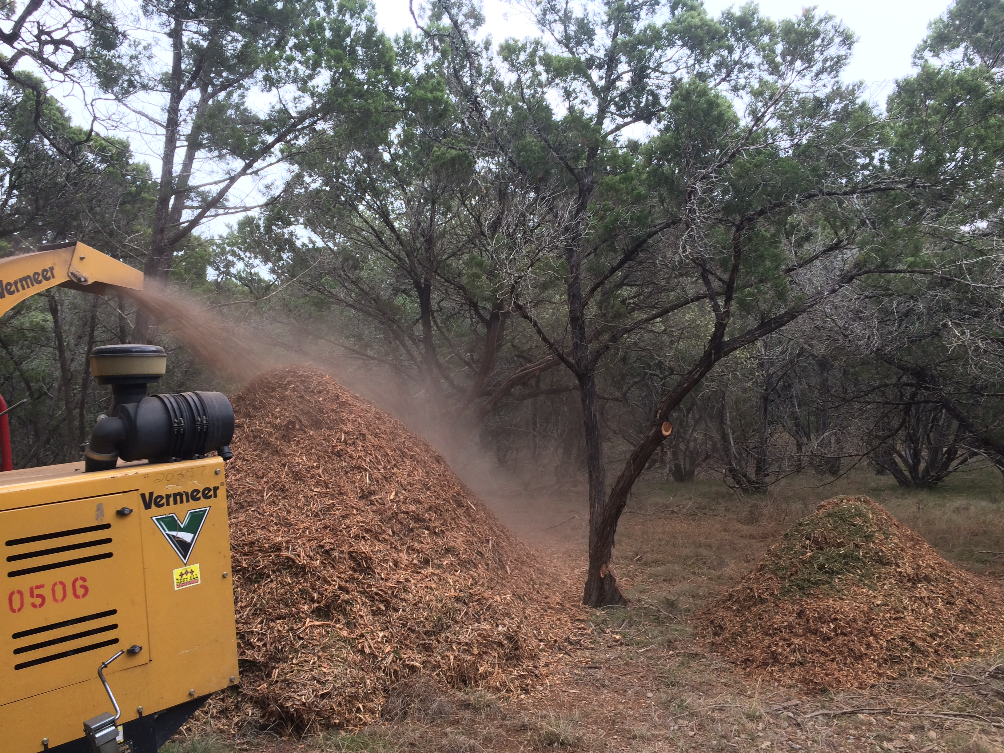 Land Clearing | Hill Country Land Prep